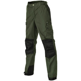Pinewood Lappland Pants Kinder midgreen/black